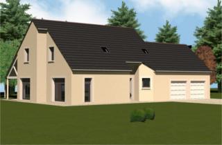 Maison sur mesure personnalisée de vos rêves par Bourgogne Bâtir en Saône et Loire