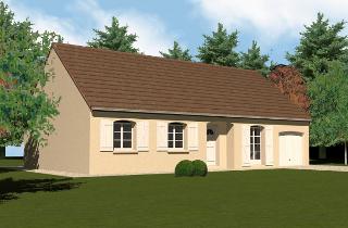 Maison traditionnelle par Bourgogne Bâtir en Saône et Loire