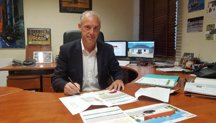 Bruno Andreutti Directeur de Bourgogne Bâtir, constructeur de maison en Bourgogne
