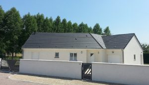 Maison personnalisée construite par Bourgogne Bâtir à LANTHES