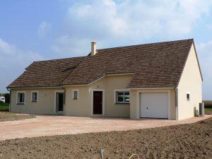 Maison traditionnelle construite par Bourgogne Bâtir 2
