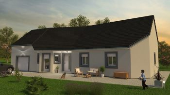 Gamme tendance Bourgogne Bâtir constructeur de maison neuve individuelle en Bourgogne