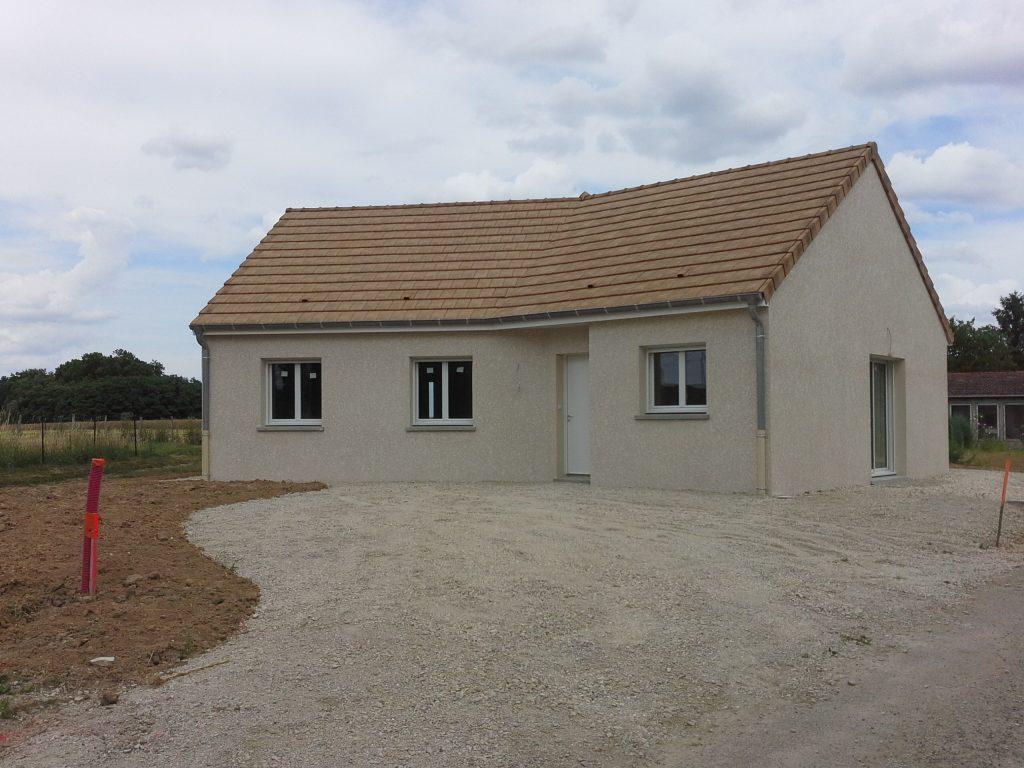 Une nouvelle maison réceptionnée à St Gervais en Vallière