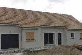 Réception d'une nouvelle construction à Ouroux sur Saône !