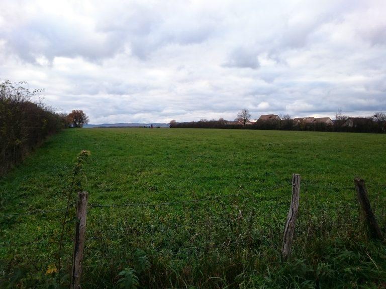 Terrain constructible à Granges à vendre pour votre projet de construction de maison individuelle neuve RT 2012 avec bourgogne bâtir