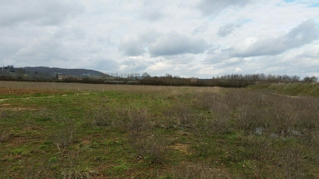 Terrain constructible à Buxy à vendre pour votre projet de construction de maison individuelle neuve RT 2012 avec bourgogne bâtir