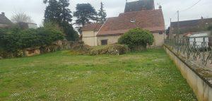 Terrain constructible à Mellecey Germolles à vendre pour votre projet de construction de maison individuelle neuve RT 2012 avec bourgogne bâtir
