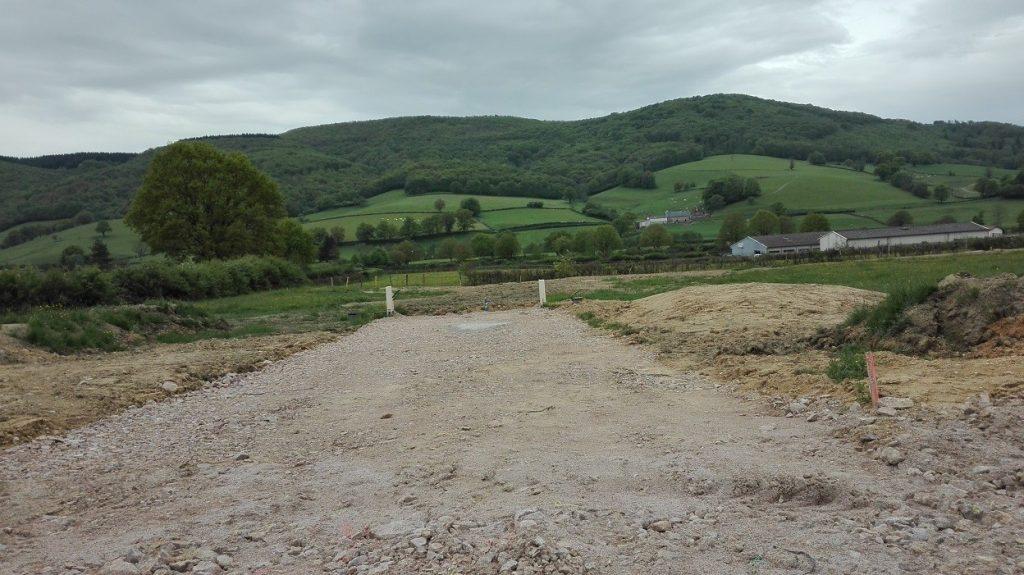 Terrain constructible à Marmagne à vendre pour votre projet de construction de maison individuelle neuve RT 2012 avec bourgogne bâtir
