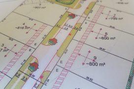 Terrain constructible à Givry à vendre pour votre projet de construction de maison individuelle neuve RT 2012 avec bourgogne bâtir
