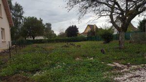 Terrain constructible à Saint Germain du Plain à vendre pour votre projet de construction de maison individuelle neuve RT 2012 avec bourgogne bâtir