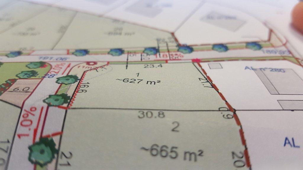 Terrain constructible à Châtenoy le Royal à vendre pour votre projet de construction de maison individuelle neuve RT 2012 avec bourgogne bâtir