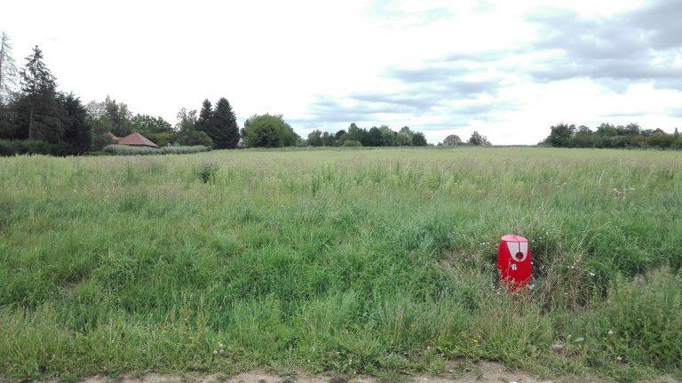 Terrain constructible à Bragny sur Saône à vendre pour votre projet de construction de maison individuelle neuve RT 2012 avec bourgogne bâtir
