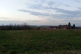 Terrain constructible à Saint Gervais en Vallière constructible à vendre pour votre projet de maison individuelle neuve RT 2012 avec bourgogne bâtir