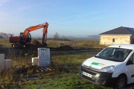 Démarrage d'une nouvelle construction à Chevigny en Valière !