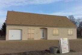 Livraison maison neuve Bourgogne Bâtir à Ouroux sur Saône