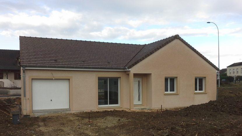 Livraison d'une construction Bourgogne Bâtir à Beaune
