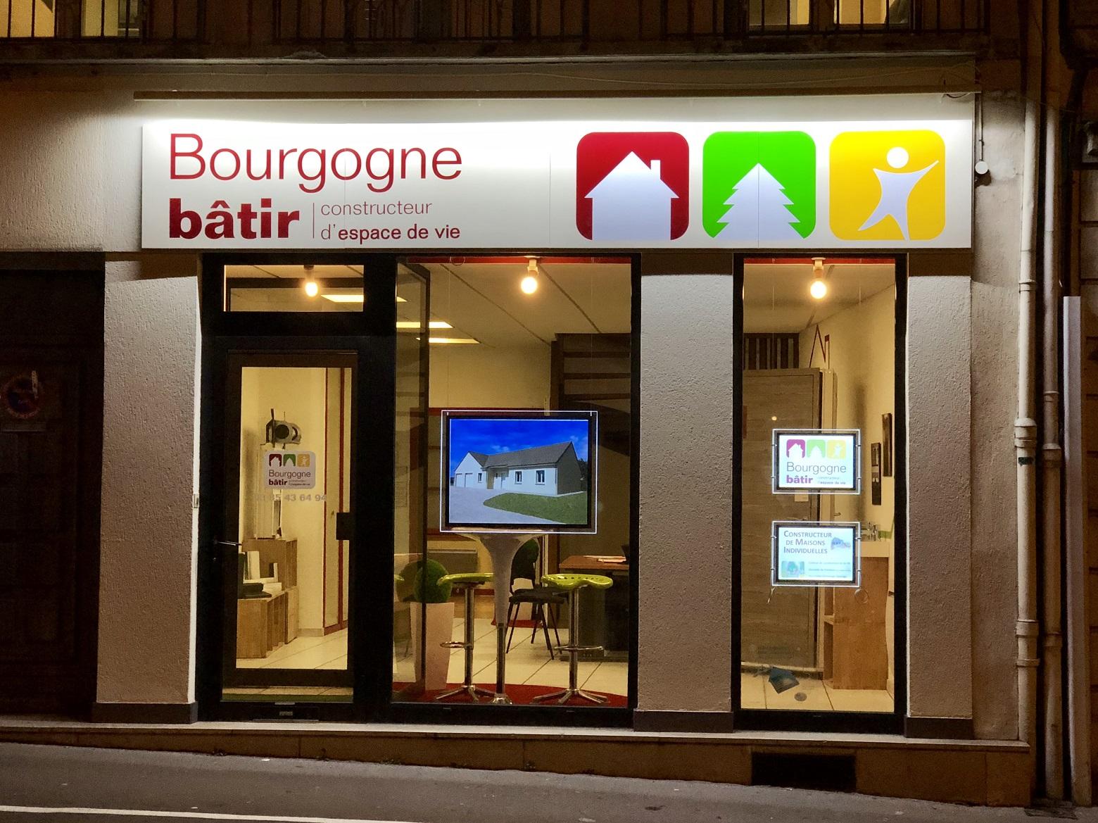 L 39 agence bourgogne b tir for Bourgogne batir