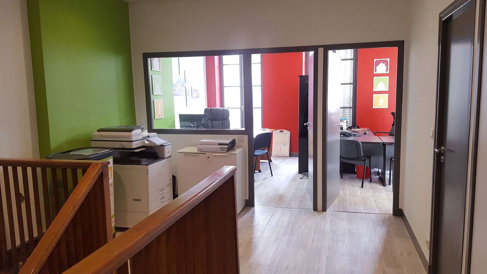 Bureau Bourgogne Bâtir Chalon sur Saône constructeur de maison individuelle en Saône et Loire