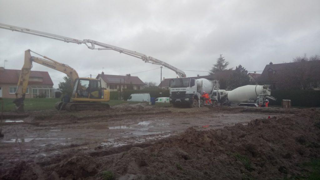 D marrage d une nouvelle construction oslon for Bourgogne batir