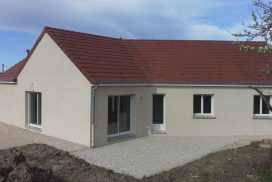 Livraison d'une construction neuve Bourgogne Bâtir à Guerfand
