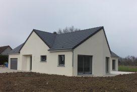Livraison d'une construction neuve Bourgogne Bâtir secteur de Beaune à Meursanges