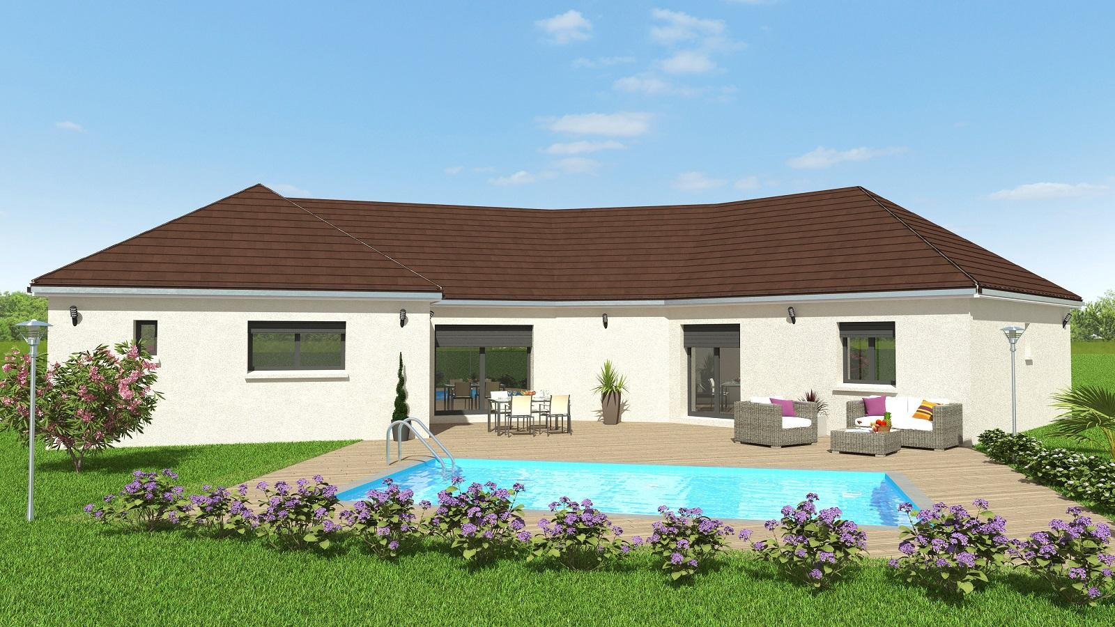 Démarrage maison individuelle Bourgogne Bâtir St Martin en Bresse constructeur de Chalon sur Saône en Saône et Loire