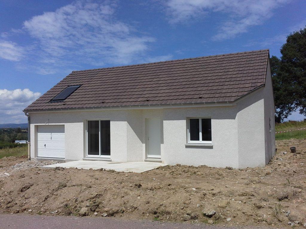 Livraison d'une construction neuve Bourgogne Bâtir à Autun