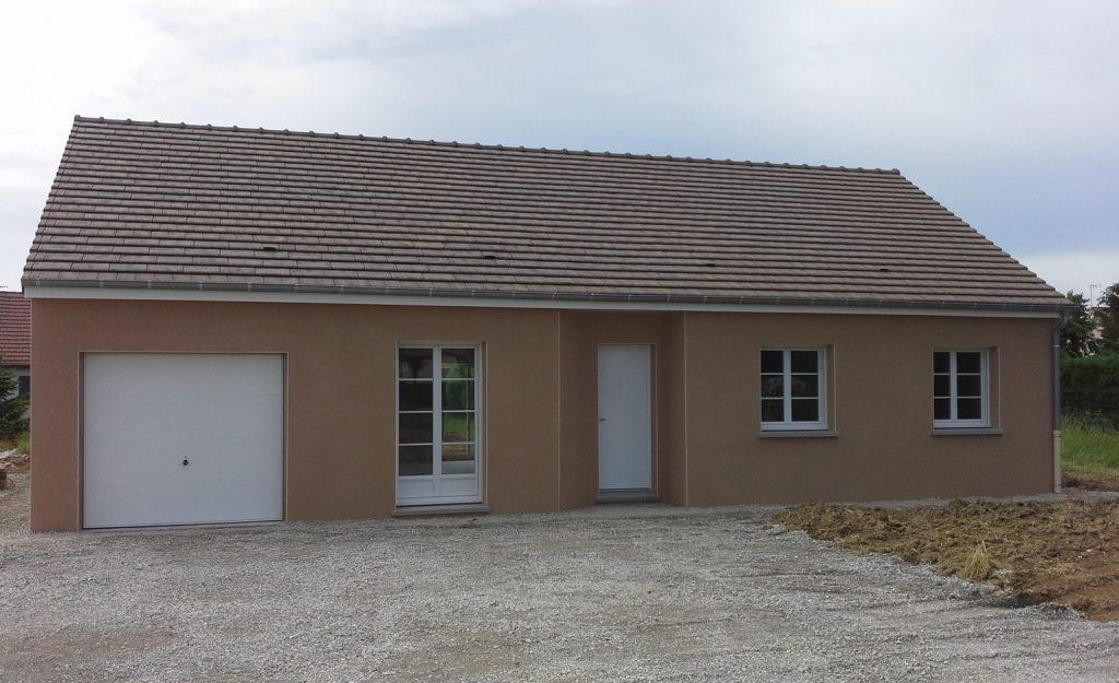 Livraison d'une construction neuve Bourgogne Bâtir à Saint Loup Géanges