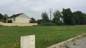 Sornay proche Louhans terrain proposé par Bourgogne Bâtir