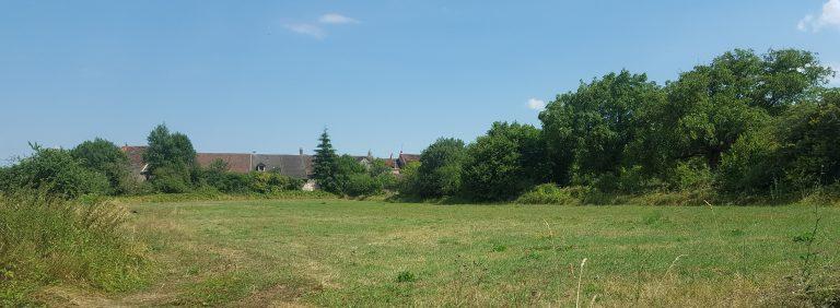 Terrain constructible Créot proche Nolay