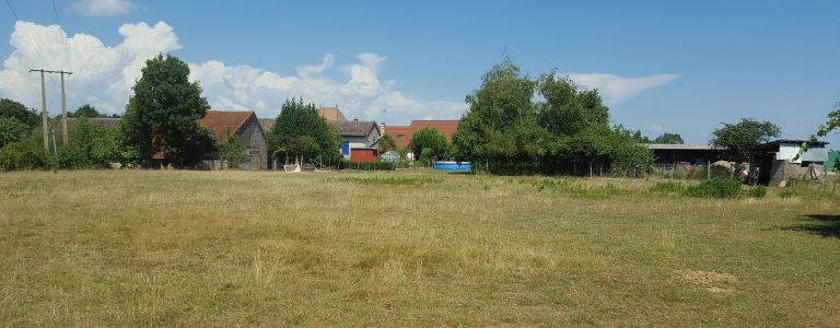 Terrain constructible Varennes le Grand proposé par Bourgogne Bâtir