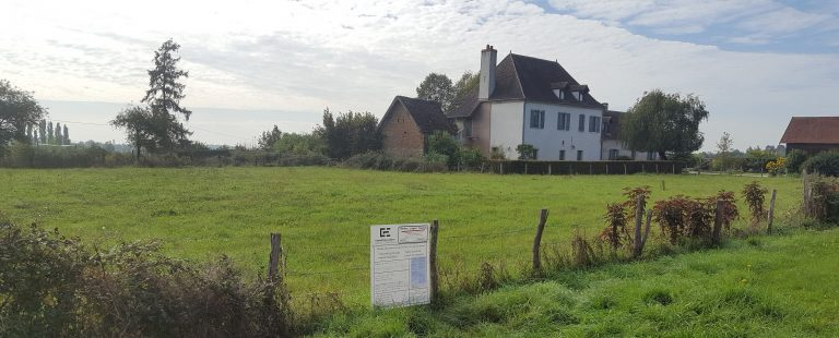 Terrain constructible Saint Rémy Cortelin