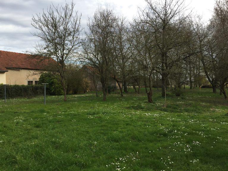 Terrain constructible Chevigny en Valière