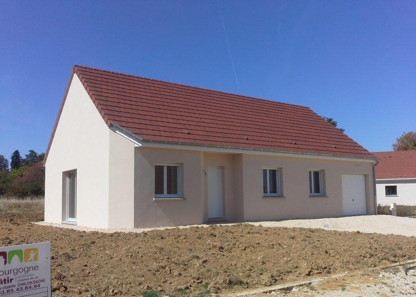 Livraison d'une construction neuve Bourgogne Bâtir à Buxy
