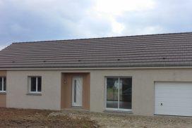 Livraison d'une construction neuve Bourgogne Bâtir à Chevigny en Valière