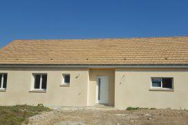 Réception d'une nouvelle construction à Saint Loup Géanges !