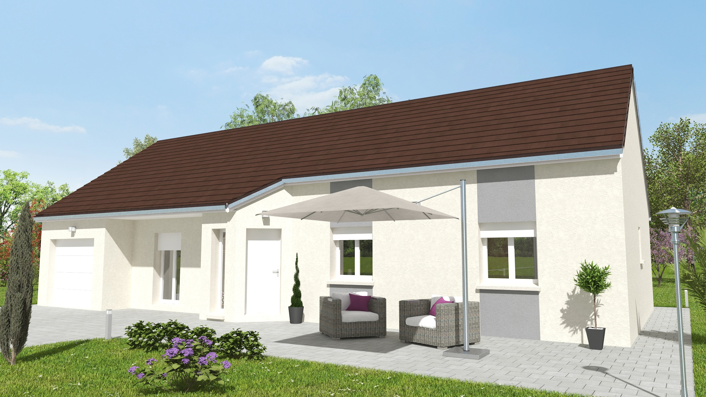 Bourgogne Bâtir constructeur de maison individuelle Chalon sur Saône