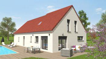 Bourgogne Bâtir 114 m²