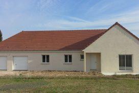 Livraison d'une construction neuve Bourgogne Bâtir à Oslon proche Chalon sur Saône 1