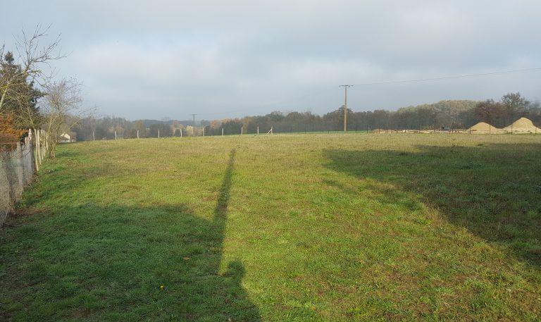 Terrain Baudrières Tenarre Bourgogne Batir projet de construction maison neuve