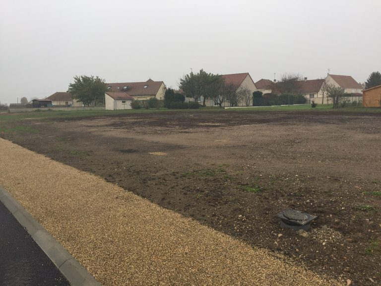 Terrain Farges les Chalon pour site Bourgogne Batir construire sa maison neuve en Saône et Loire