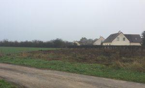 Terrain constructible à vendre à Granges entre chalon et Buxy