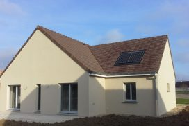 Livraison d'une construction neuve Bourgogne Bâtir à Farges les Chalon