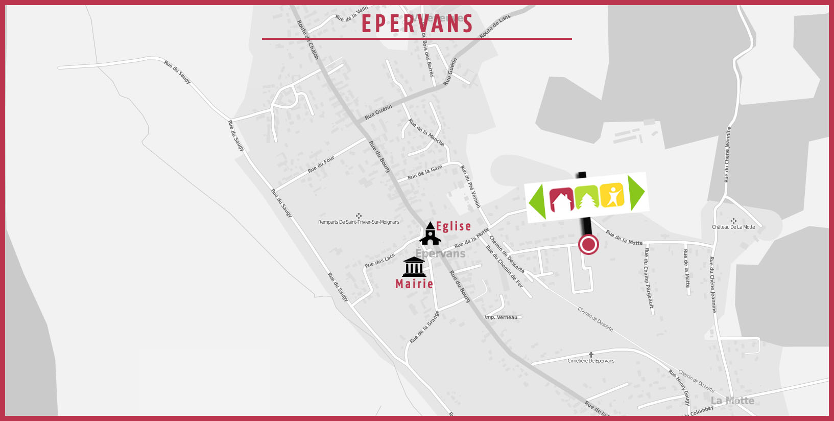 MAP Porte ouverte Epervans