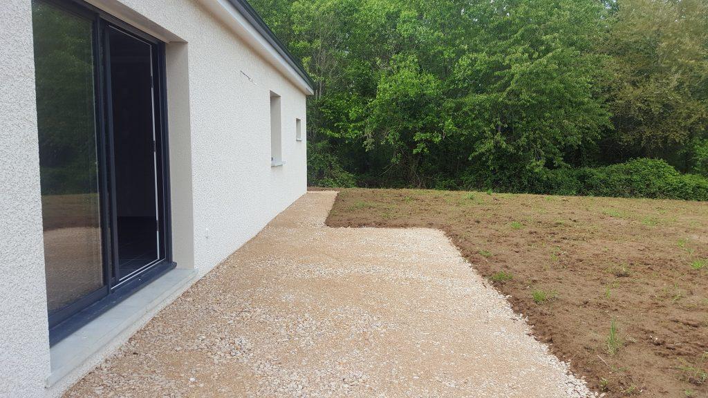 Livraison d'une construction neuve Bourgogne Bâtir à La Frête 6