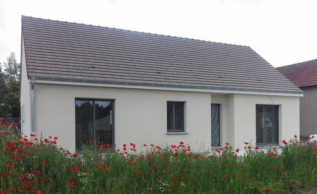 Livraison d'une construction neuve Bourgogne Bâtir à Demigny 1