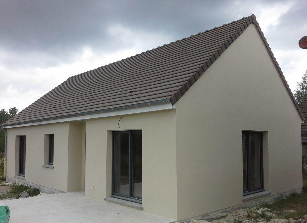 Livraison d'une construction neuve Bourgogne Bâtir à Demigny 2