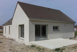 Réception d'une nouvelle construction à Granges !