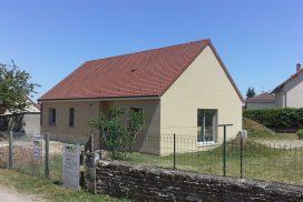 Réception d'une nouvelle construction à Chagny !