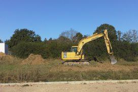 Démarrage d'une nouvelle construction à Buxy !